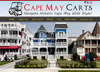 Rent Golf Carts in Cape May