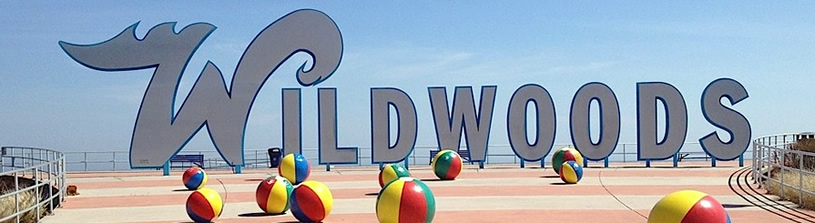 Wildwood New Jersey Sumemr Vacation Rentals - Book Today